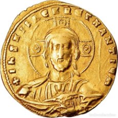 Monedas Imperio Bizantino: MONEDA, BASIL II BULGAROKTONOS, HISTAMENON NOMISMA, CONSTANTINOPLE, MBC+, ORO. Lote 221850847
