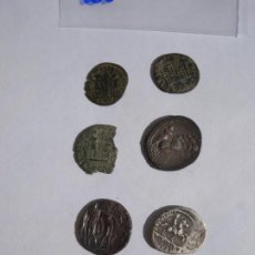 Monedas Imperio Bizantino: LOTE 7 MONEDAS. Lote 222128983