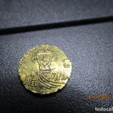 Monedas Imperio Bizantino: 1 TREMISSIS DE GRIMUALDUS BIZANTINO EN ORO. Lote 222852108