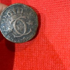 Monedas Imperio Bizantino: MONEDA SUECIA 1/2 SKILLING MONOGRAMME DU ROI CHARLES XIII 1815 . VER FOTOS. Lote 226281648