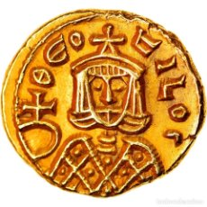 Monedas Imperio Bizantino: MONEDA, THEOPHILUS, SEMISSIS, 831-842, SYRACUSE, EBC+, ORO, SEAR:1674. Lote 244010470