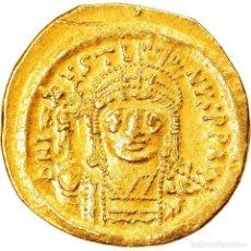 Monedas Imperio Bizantino: MONEDA, JUSTIN II, SOLIDUS, 565-578 AD, CONSTANTINOPLE, EBC, ORO, SEAR:345. Lote 244016205