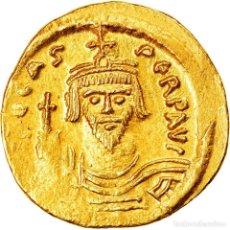 Monedas Imperio Bizantino: MONEDA, PHOCAS, SOLIDUS, 603-607, CONSTANTINOPLE, MBC+, ORO, SEAR:618. Lote 244017295