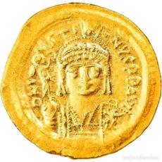 Monedas Imperio Bizantino: MONEDA, JUSTIN II, SOLIDUS, 565-578 AD, CONSTANTINOPLE, EBC, ORO, SEAR:345. Lote 244018145