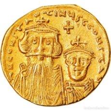 Monedas Imperio Bizantino: MONEDA, CONSTANS II AND CONSTANTINE IV, SOLIDUS, 654–659, CONSTANTINOPLE, EBC. Lote 244021435