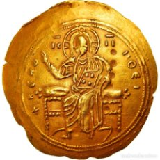 Monedas Imperio Bizantino: MONEDA, ALEXIUS I COMNENUS, HYPERPYRON, 1081-1118, CONSTANTINOPLE, MBC+, ORO. Lote 253487830
