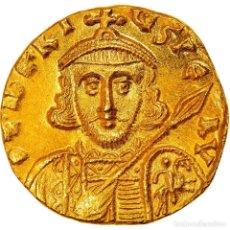 Monedas Imperio Bizantino: MONEDA, TIBERIUS III, SOLIDUS, CONSTANTINOPLE, SC, ORO, SEAR:1360. Lote 253488320