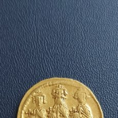 Monedas Imperio Bizantino: IMPERIO BIZANTINO- SOLIDUS, HERACLIUS. Lote 271598588