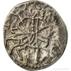 Monedas Imperio Bizantino: [#901075] MONEDA, ALEXIS IV COMNÈNE, ASPER, 1417-1429, BC+, PLATA, SEAR:2641. Lote 274290808