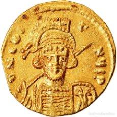 Monedas Imperio Bizantino: [#903897] MONEDA, CONSTANTINE IV, SOLIDUS, CONSTANTINOPLE, EBC, ORO, SEAR:1154. Lote 274291758