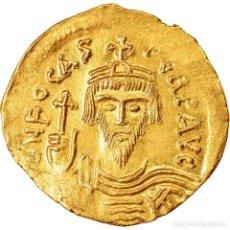 Monedas Imperio Bizantino: [#905510] MONEDA, PHOCAS, SOLIDUS, 607-610, CONSTANTINOPLE, SC, ORO, SEAR:620. Lote 274292093