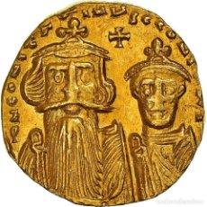 Monedas Imperio Bizantino: [#971175] MONEDA, CONSTANS II AND CONSTANTINE IV, SOLIDUS, 654–659, CONSTANTINOPLE, EBC. Lote 293545893