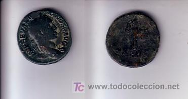 147-IMPERIO ROMANO. SESTERCIO. ALEJANDRO SEVERO. MBC+ (Numismática - Periodo Antiguo - Roma Imperio)