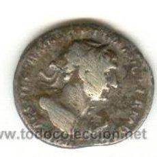 Monedas Imperio Romano: BARATO DENARIO DE TRAJANO, EMPERADOR NACIDO EN HISPANIA 98-117 D.C.. Lote 26283448