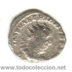 Monedas Imperio Romano: BARATO ANTONINIANO DE PLATA DEL EMPERADOR VALERIANO PRIMERO (253-260 D.C.) . Lote 26970636