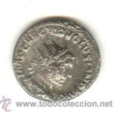 Monedas Imperio Romano: BARATO ANTONINIANO DE PLATA DE VOLUSIANO (251-253 D.C.) HIJO DE TREBONIANO GALO. Lote 26946983