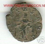 Monedas Imperio Romano: RARO Y BONITO ANTONINIANO DE VICTORINO (268-270 D.C.) - Foto 2 - 25494570