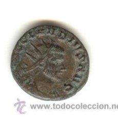 Monedas Imperio Romano: MUY BONITO ANTONINIANO CLAUDIO AURELIO MARCO GÓTICO (268-270 D.C.) VENCEDOR DE LOS GODOS. Lote 27275385