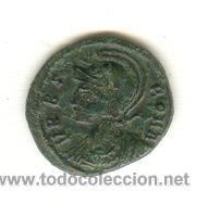 Monedas Imperio Romano: MEDIO CENTENIONAL URBS ROMA CON LA LOBA AMAMANTANDO A RÓMULO Y REMO - Foto 2 - 24813598