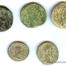 Monedas Imperio Romano: LOTE MONEDAS IMPERIO ROMANO. Lote 11018523