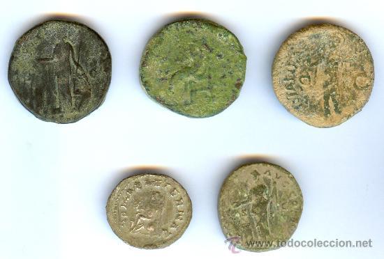 Monedas Imperio Romano: Lote Monedas Imperio Romano - Foto 2 - 11018523