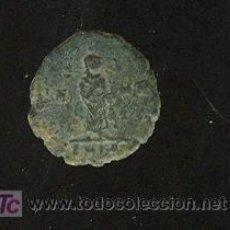 Monedas Imperio Romano: MONEDA DEL BAJO IMPERIO ROMANANO A IDENTIFICAR. Lote 11973871