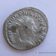 Monedas Imperio Romano: FILIPO ARABE.ANTONINIANO.PLATA. Lote 14121746