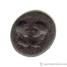 Monedas Imperio Romano: MUY RARO BRONCE DE NERON Y AGRIPINA HIJA . Lote 25355588
