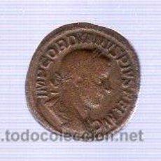 Monedas Imperio Romano: SESTERCIO DE GORDIANO.. Lote 26353523