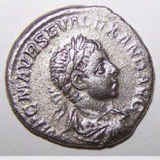 Monedas Imperio Romano: DENARIO PLATA * MARCUS AURELIUS SEVERUS ALEXANDER * 222-235 D.C. * MARTE * MARTIS PACIFERO DENARIUS. Lote 25584290