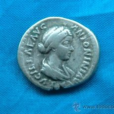 Monedas Imperio Romano: LUCILA & PIETAS - DENARIO - PLATA - ROMA - IMPERIO ROMANO. Lote 27268970