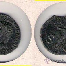 Monedas Imperio Romano: IR7-IMPERIO ROMANO. AS DE CLAUDIO. MBC+. Lote 28481226