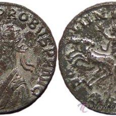 Moedas Império Romano: *** MUY BONITO Y ESCASO ANTONINIANO DE PROBO 276-283DC CYZICUS. REV/ SOL INVICTO. PLATEADO ***. Lote 29256467