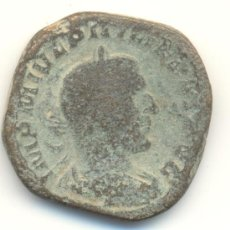 Monedas Imperio Romano: BARATO SESTERCIO DEL EMPERADOR FILIPO EL ÁRABE (244-249 D.C.). Lote 32341582