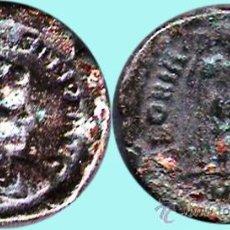 Monedas Imperio Romano: ROMA IMPERIO.- TEODOSIO - EMP. ROMA (375-395 D. C.) AS COBRE.CONSERVACION MBC . Lote 33130533