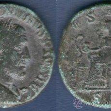 Monedas Imperio Romano: CAY.-35 SESTERCIO MAXIMINO I (235-238DC) MBC AE. Lote 33511725