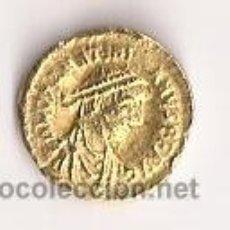 Monedas Imperio Romano: VALENTINIANO III MONEDA DE ORO. Lote 77470026
