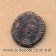 Monedas Imperio Romano: MONEDA 539 MONEDA ROMANA BAJO IMPERIO 15 MM DIÁMETRO COBRE CERTIFICADO 4 EUROS PARA ESPAÑA ENV. Lote 36617279