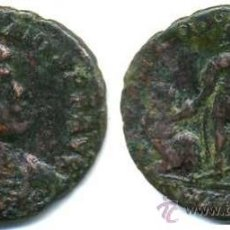 Monedas Imperio Romano: VALENTINIANO, FOLIS 22 M/M CECA (SM AQ P) AQUILEA 1ª OFICINA, RIC (30 B). Lote 36897368