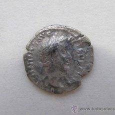 Monedas Imperio Romano: ANTONINO PIO. DENARIO ORIGINAL EN PLATA. Lote 37249942