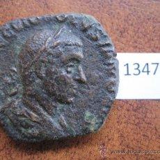 Monedas Imperio Romano: ROMA 1 AS , VOLUSISANO , 251 - 253 D.C.. Lote 37542594