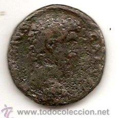 Monete Impero Romano: RARO AS ROMANO DEL EMPERADOR AELIO. Lote 37719326