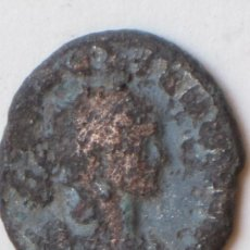 Monedas Imperio Romano: MONEDA ROMANA ANTIGUA EN COBRE.. Lote 38227409