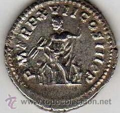 RARO DENARIO DE SEPTIMIO SEVERO (Numismática - Periodo Antiguo - Roma Imperio)