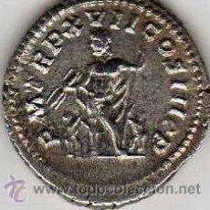 Monedas Imperio Romano: RARO DENARIO DE SEPTIMIO SEVERO. Lote 39174969