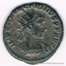 Monedas Imperio Romano: CARINO. ANTONINIANO. PLATEADO ORIGINAL. Lote 41264978