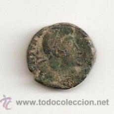 Monedas Imperio Romano: MUY ESCASO BAJO IMPERIO EN BRONCE POR DEFINIR (IMPORTANTE VISITAR REVERSO). 4,55GR-18MM. MBC-. Lote 43612780