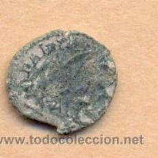 Monedas Imperio Romano: BRO 91 - MONEDA ROMANA - ERACLIO ? MEDIDAS SOBRE 15 X 16 MM PESO SOBRE 2 GRAMOS. Lote 43736253