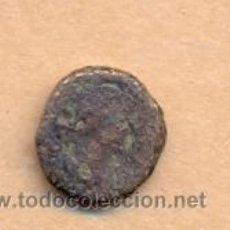 Monedas Imperio Romano: BRO 104 - MONEDA ROMANA - REVERSO ASPA IV - ANVERSO DAMA MEDIDAS SOBRE 12 MM PESO SOBRE 2 GRAMO. Lote 44044041