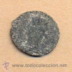 Monedas Imperio Romano: BRO 109 - MONEDA ROMANA - REVERSO ROMULO Y REMO MEDIDAS SOBRE 20 X 18 MM PESO SOBRE 2 GRAMOS. Lote 44059893